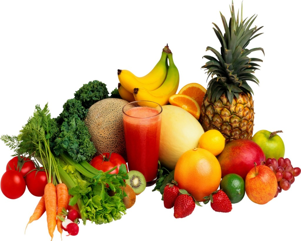 Eating Fruits and Vegetables Can Save the Environment