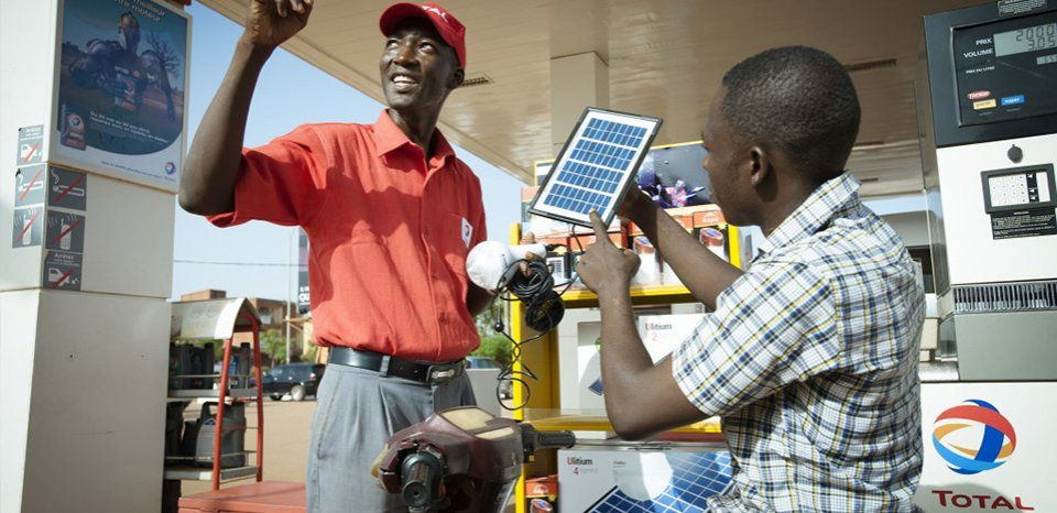 Awango by Total, Access to Energy for Everyone
